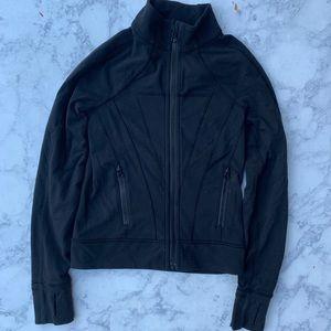 LULULEMON kids black athletic jacket